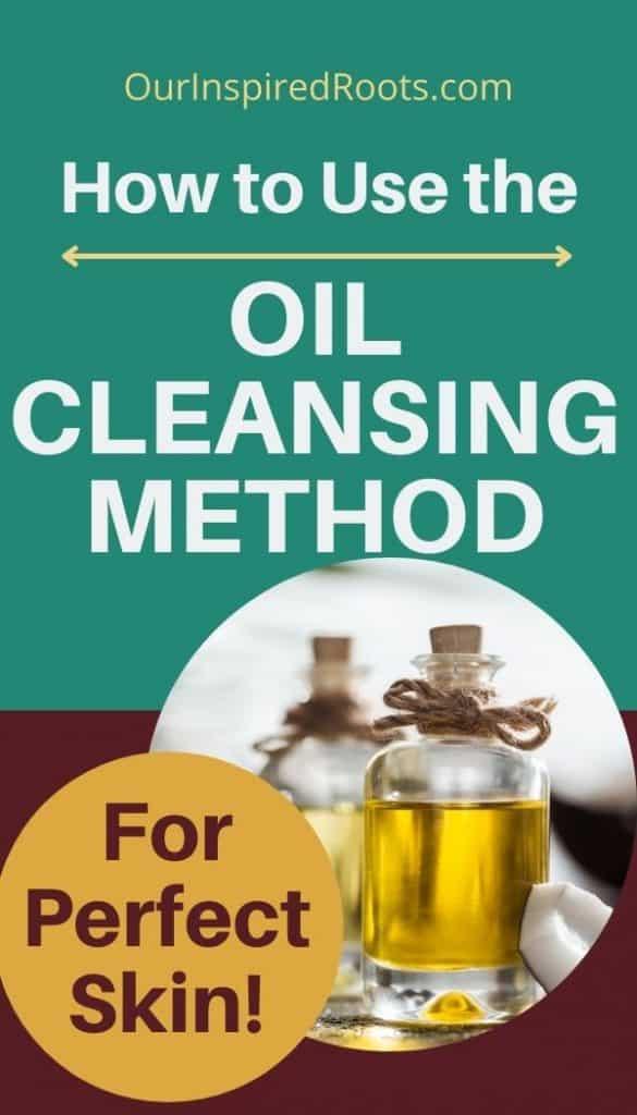 oil in a bottle