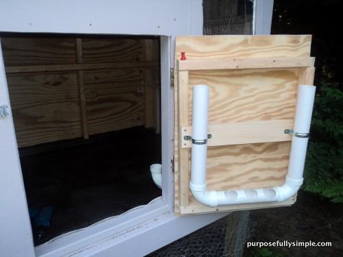 How To Build A Chicken Coop Door Photos Wall And Door