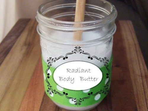Radiant Body Butter