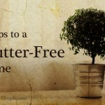 Declutter Your Home: 5 Steps to a Clutter-Free Home