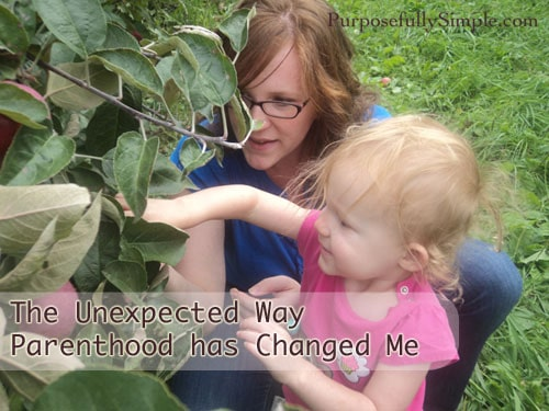 The Unexpected Way Parenthood has Changed Me