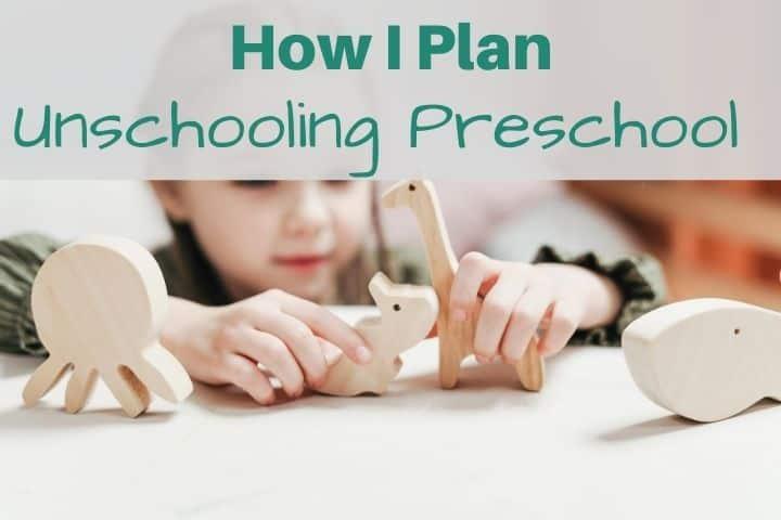 unschool preschool
