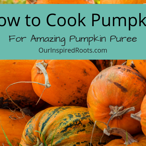 How to Cook Fresh Pumpkin for Puree