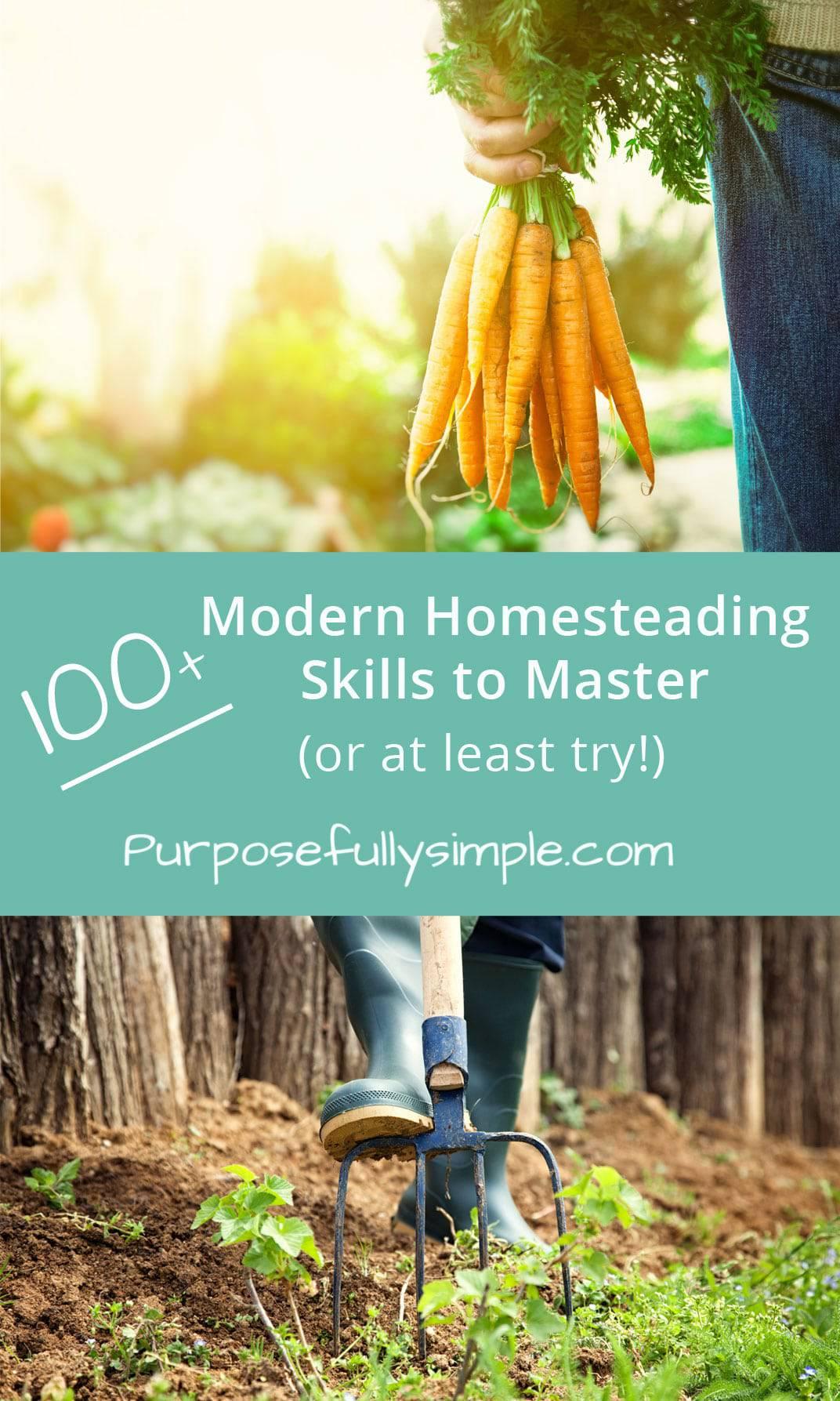 100 modern homesteading skills to master or at least try for Modern homesteading