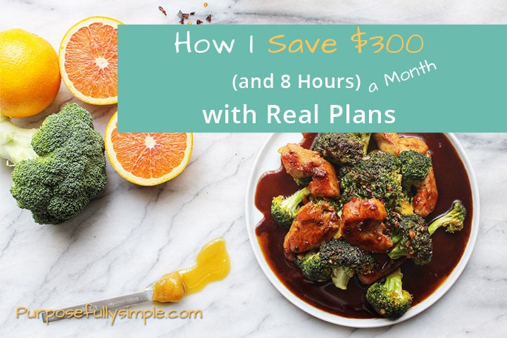 How I Save $300 (and 8 Hours) a Month with Real Plans