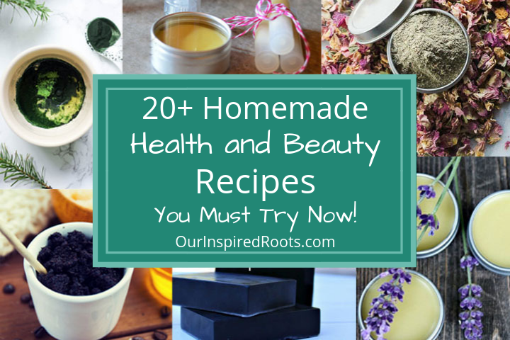 20+ Homemade Beauty Product Recipes (You Must Try Now!)