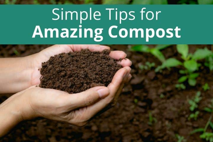 Simple Tips for Creating Amazing Compost (Printable Composting Checklist!)